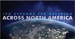 IPG Expands TPA Offering Across North America